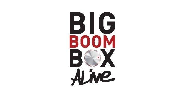Big Boom Box Alive
